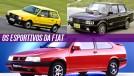 Uma retrospectiva dos esportivos da Fiat em seus 40 anos de Brasil – Parte 2