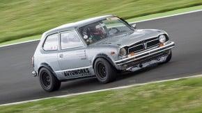 Este Civic de primeira geração prova de uma vez por todas que qualquer carro pode ser rápido na pista
