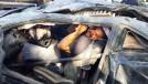Eis o que acontece quando você capota um Camaro de 1.800 cv a 320 km/h – e uma câmera grava tudo