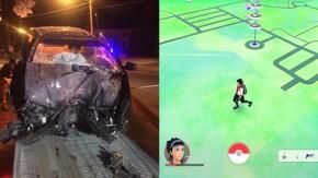 Acredite: as pessoas estão jogando <i>Pokémon Go</i> enquanto dirigem
