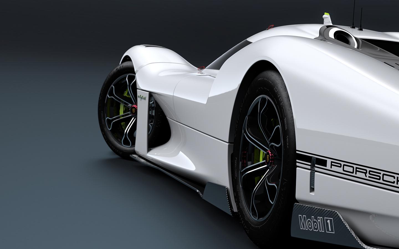 Porsche Mission E >> Porsche 908/04: o conceito inspirado em uma lenda das pistas que nunca vamos dirigir (nem no ...