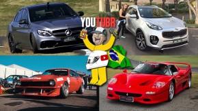 Mercedes-AMG C63 S no Velo Città, o novo Kia Sportage, Track Day em Interlagos, de carona em uma Ferrari F50 e mais nos melhores vídeos da semana!