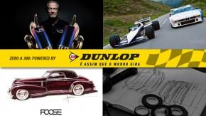 Valentino Balboni lança linha de acessórios Lamborghini, Nelsinho Piquet acelera os clássicos do pai, novo curso de design automotivo em SP e mais!