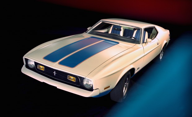1972 Ford Mustang Sprint Edition