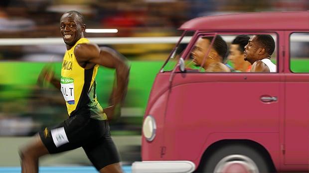 Estes são os carros que Usain Bolt deixaria para trás numa arrancada de 100 metros
