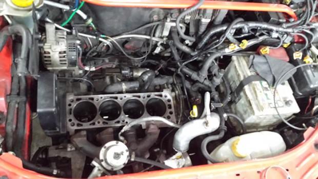 Foto 10_Motor desmontado