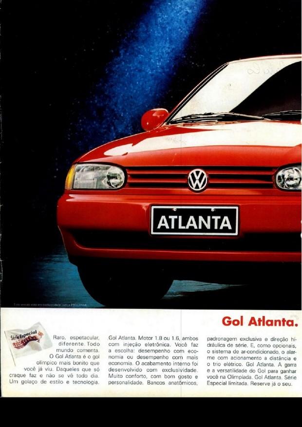 Gol Atlanta 1