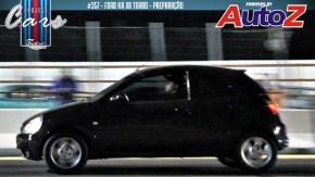Ford Ka XR Turbo: hora de acelerar na arrancada… e voltar para a preparadora