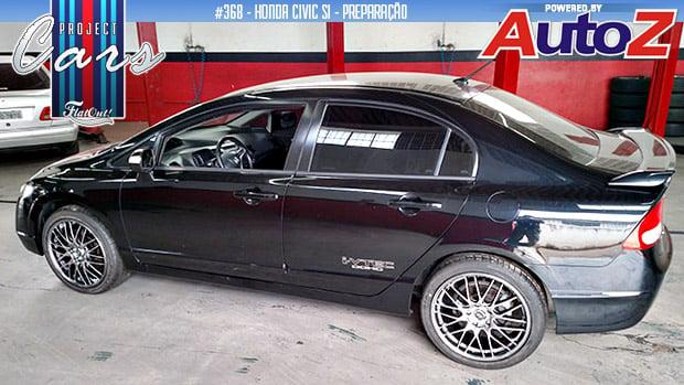 Honda Civic Si Aspro: A Preparação Do Motor K20 Do Project Cars #368