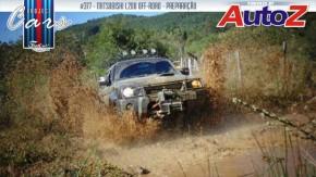 Preparando uma Mitsubishi L200 off-road: a história do Project Cars #377