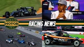 Punição para Hamilton em Spa, calendário 2017 da Indy, a Corrida dos Campeões e mais!