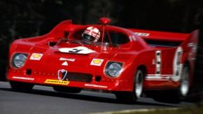 12 cilindros em fúria: o ronco do insano Alfa Romeo 33TT12 dos anos 1970