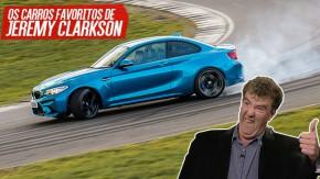 Os carros favoritos de Jeremy Clarkson em 2016 (e em 2015 também)