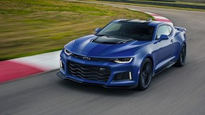 Camaro ZL1: 660 cv e 0-100 km/h em 3,5 segundos para bater o Hellcat – será que vai?