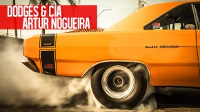 De volta aos anos 70: Dodges & Cia, em Artur Nogueira, é o woodstock das arrancadas no Brasil