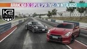 K2 Racing: 1ª arrancada de superesportivos em Interlagos rola em 28 de agosto!
