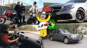 Desafio dos motoboys no Velo Città, acelerando o Mercedes-AMG C63S, Civic Si na arrancada e mais nos melhores vídeos da semana!