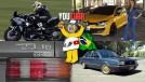 Kawasaki Ninja H2R no Velo Città, acelerando o Renault Mégane RS, Mercedes 190E Cosworth no Brasil, um Santana CL de 500 cv e mais nos melhores vídeos da semana!