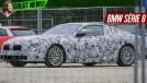 Novo BMW Série 8 já está na fase inicial de testes