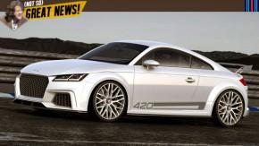 O motor 2.0 de 420 cv da Audi (e também da Volkswagen) está morto