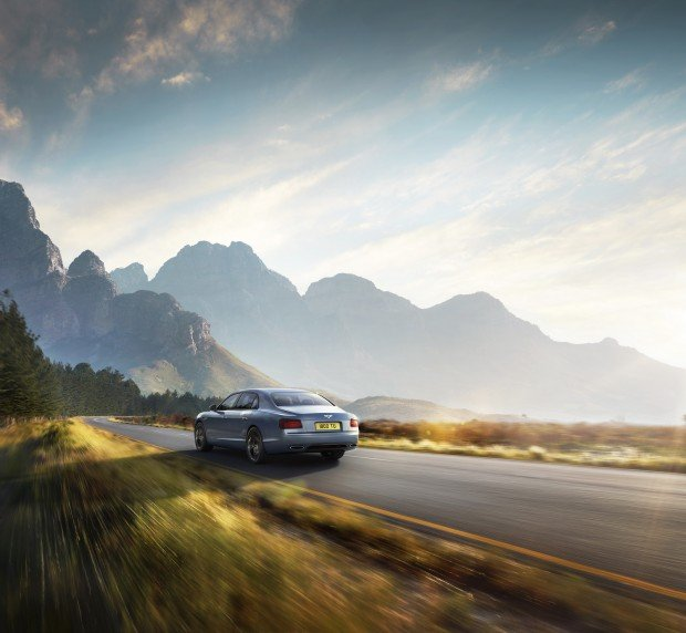 Flying Spur W12 S - 01