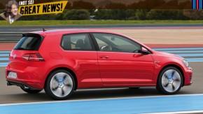 Volkswagen Golf GTI deixará de ter versão duas portas