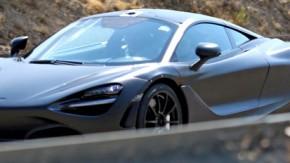"""Este é o McLaren P14, o """"mini P1"""" que irá substituir o 650S"""