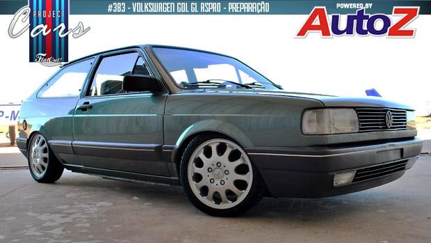 Project Cars #383: finalizando a montagem do meu VW Gol GL aspirado