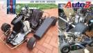 Project Cars #393: construindo um kart 125 OHV em casa