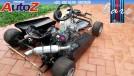 Começa a construção do meu Kart OHV 125!