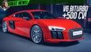 Audi R8 ganhará V6 biturbo do Porsche Panamera como sucessor do V8 aspirado