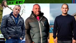 Top Gear: BBC confirma Matt LeBlanc, Chris Harris e Rory Reid como o novo trio de apresentadores