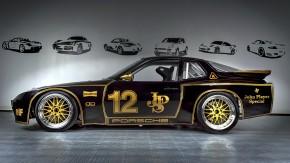 """Este Porsche 924 """"John Player Special"""" com motor Audi 1.8 turbo de 560 cv é a mistura perfeita de retrô e moderno"""