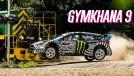 Ken Block, um parque industrial abandonado e um Ford Focus de 600 cv: Gymkhana 9 está no ar!