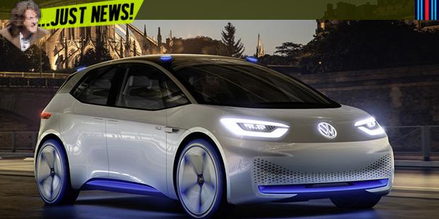 """Volkswagen ID Concept: o """"Fusca do futuro"""" é elétrico, tem autonomia de 600 km e se dirige sozinho"""