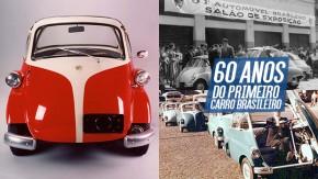 Romi-Isetta: os 60 anos do primeiro carro fabricado no Brasil