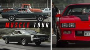 Muscle Tour: mega galeria do épico passeio de V8s que rolou em São Paulo!