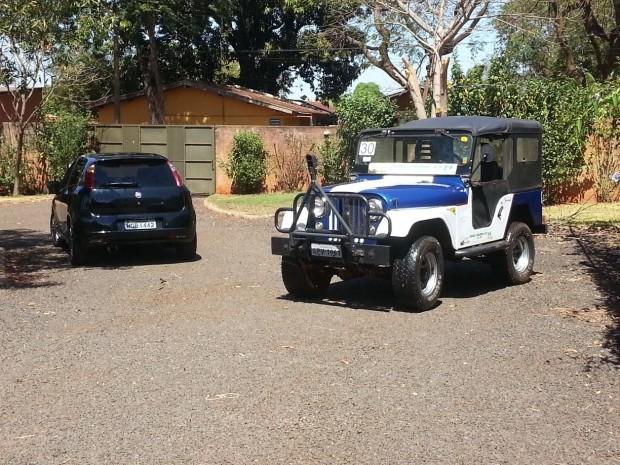 punto e jeep