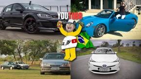 VW Golf GTI Oettinger no Velo Città, a convivência com o Toyota Prius, sedãs dos anos 90 se enfrentam na pista e mais nos melhores vídeos da semana!