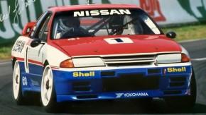 Godzilla na Austrália: como o GT-R R32 se tornou o primeiro e único japonês a vencer a Bathurst 1000… duas vezes