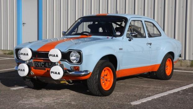 Tem um Escort RS1600 de rali da equipe de fábrica à venda… alguém aí nos empresta R$ 500 mil?