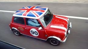 Qual é o carro britânico mais emblemático de todos os tempos?