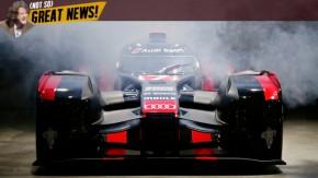 A Audi vai mesmo deixar Le Mans?