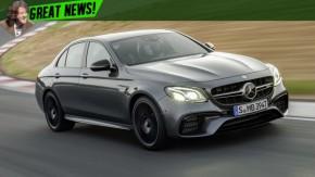 612 cv e tração nas quatro rodas: este é o novo Mercedes-AMG E63