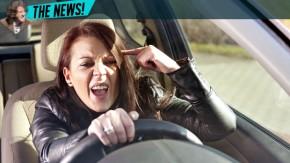 Mulheres são mais irritadas no trânsito que os homens, diz estudo