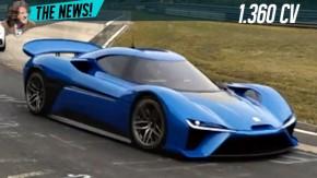 O que este supercarro elétrico chinês de 1.360 cv está fazendo em Nürburgring?
