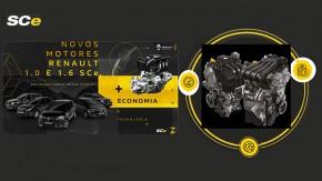 Tudo o que você queria saber sobre os novos motores 1.0 de três cilindros e 1.6 16v da Renault