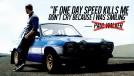 Será que Paul Walker disse mesmo sua famosa frase sobre morrer acelerando?