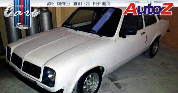 Chevrolet Chevette 2.0: a história do Project Cars #343
