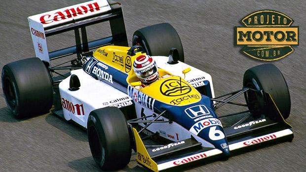 Fórmula 1, 1986: a temporada que definiu uma geração – Parte 2: Nelson Piquet